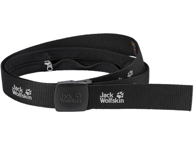Jack Wolfskin Secret Wide Belt black